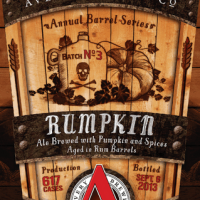 Avery Rumpkin 2013 label
