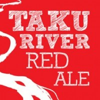 Alaskan Taku River Red Ale label