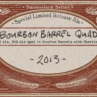 Boulevard Bourbon Barrel Quad (BBQ) 2013