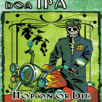 Day of the Dead Hop On Or Die DOA IPA