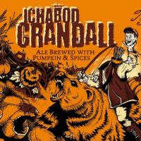 Devils Backbone Ichabod Crandall Pumpkin Ale