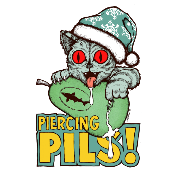Dogfish Piercing Pils