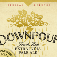 Elevation Downpour Fresh Hop Extra IPA 2013