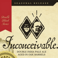 Elevation Inconceivable! Oak Aged Double IPA