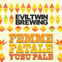 Evil Twin Femme Fatale Yuzu Pale Ale