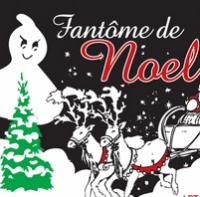 Fantôme de Noel label