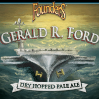 Founders Gerald R. Ford Dry Hopped Pale Ale
