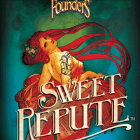 Founders Sweet Repute label