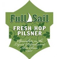Full Sail Fresh Hop Pilsner
