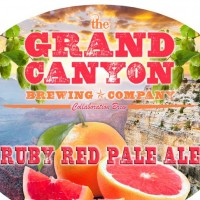 Grand Canyon Ruby Red Pale Ale