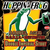 Hoppin' Frog Barrel-Aged D.O.R.I.S. the Destroyer Double Imperial Stout