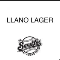 Sandlot Llano Lager