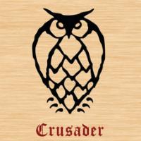 Night Shift Crusader White Wine Barrel Aged Belgian Double IPA