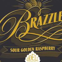 Odell Brazzle Sour Golden Raspberry Ale
