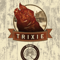 Perennial Trixie label