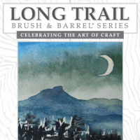 Long Trail Culmination Ale label