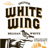 Shiner White Wing Belgian White