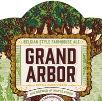 Southern Tier Grand Arbor Farmhouse Ale label