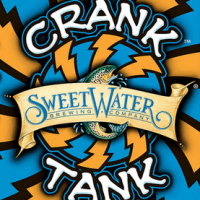 SweetWater Crank Tank label