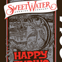 SweetWater Happy Ending Imperial Stout 2014