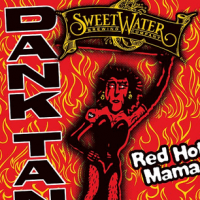 SweetWater Red Hot Mama Imperial Red Ale