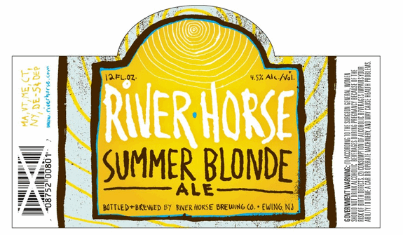 River Horse Summer Blonde Ale Beerpulse