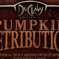 DuClaw Pumpkin Retribution Bourbon Barrel Aged Imperial Stout