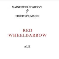 Maine Red Wheelbarrow Red Ale