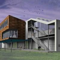 Asheville - New Belgium Brewery Office-Perkins Will 2