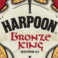 Harpoon Bronze King Barleywine