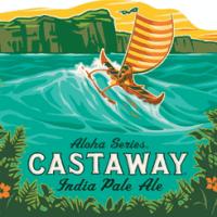 Kona Castaway IPA label