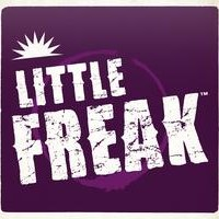 Green Flash Little Freak label