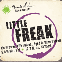 Green Flash Little Freak logo