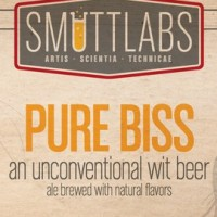 Smuttlabs Pure Biss Unconvential Wit Beer