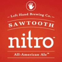 Left Hand Sawtooth Nitro label