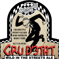 Ska Cru D'Etat Wild in the Streets Ale