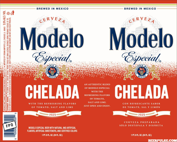 Modelo Especial Chelada Hits Several States Goes National In Early 2014 Beerpulse