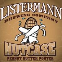 Listermann Nutcase Peanut Butter Porter