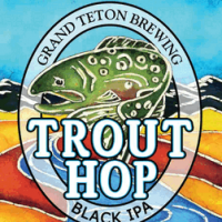 Grand Teton Trout Hop Black IPA