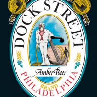 Dock Street Amber Beer label
