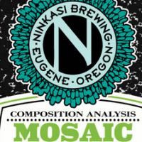 Ninkasi Composition Analysis Single Hop Mosaic Ale