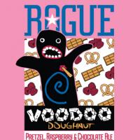 rogue voodoo doughnut pretzel raspberry