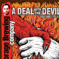 Anchorage A Deal with the Devil Cognac Barleywine