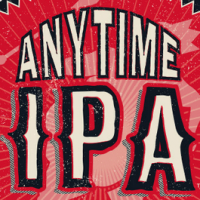 Just Anytime Beer 12oz body label