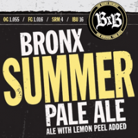 Bronx Summer Pale Ale