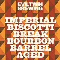 Evil Twin Imperial Biscotti Break Bourbon Barrel Aged