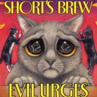 Short's Evil Urges Belgian Dark Strong Ale