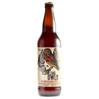 Karl Strauss Four Scowling Owls logo