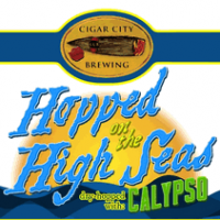 Cigar City Hopped on the High Seas Dry-Hopped with Calypso