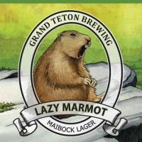 Grand Teton Lazy Marmot Maibock Lager